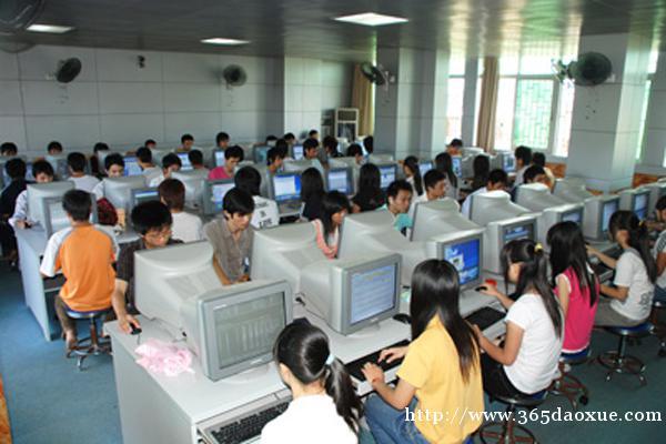 宿松县中德职业技术学校会计电算化专业