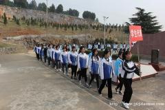 安徽灵璧师范学校旅游服务与管理