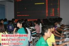 湖北省世达实用外国语学校商务英语(国际双语幼教方向)